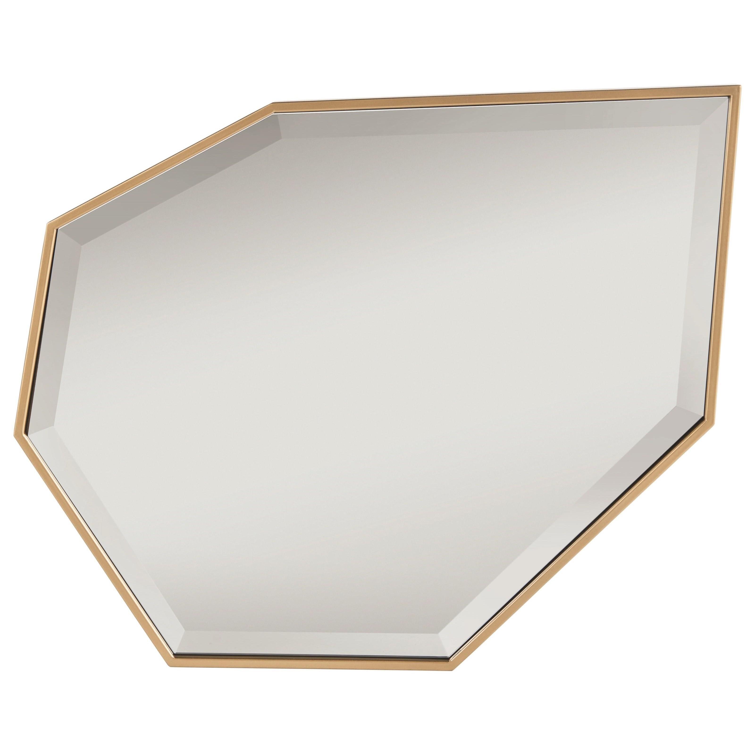Love. Joy. Bliss.-Miranda Kerr Home Kawaii Accent Mirror by Universal at Baer's Furniture