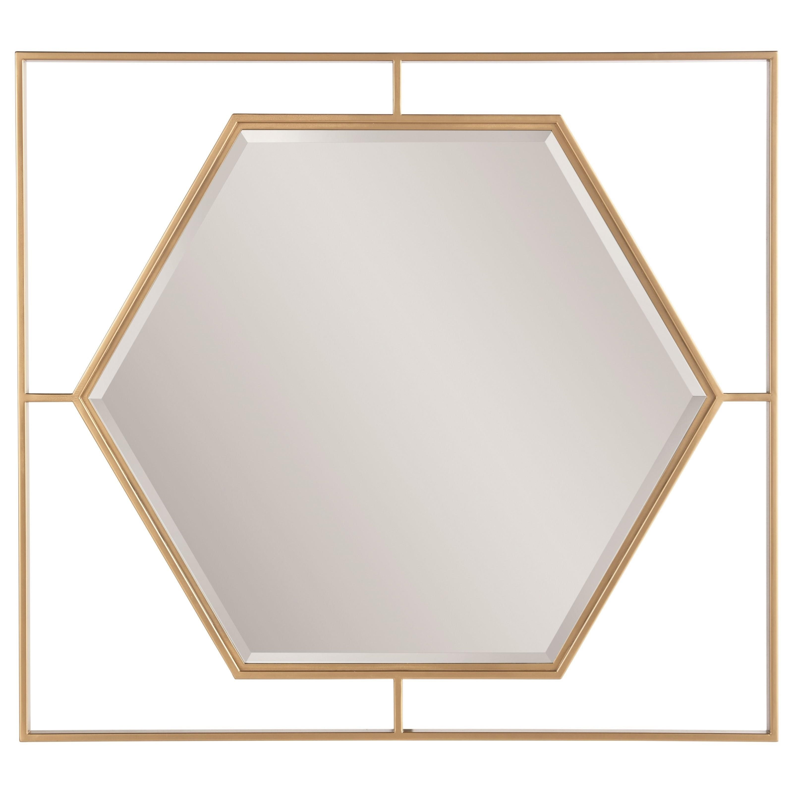 Love. Joy. Bliss.-Miranda Kerr Home Mirror by Universal at Baer's Furniture
