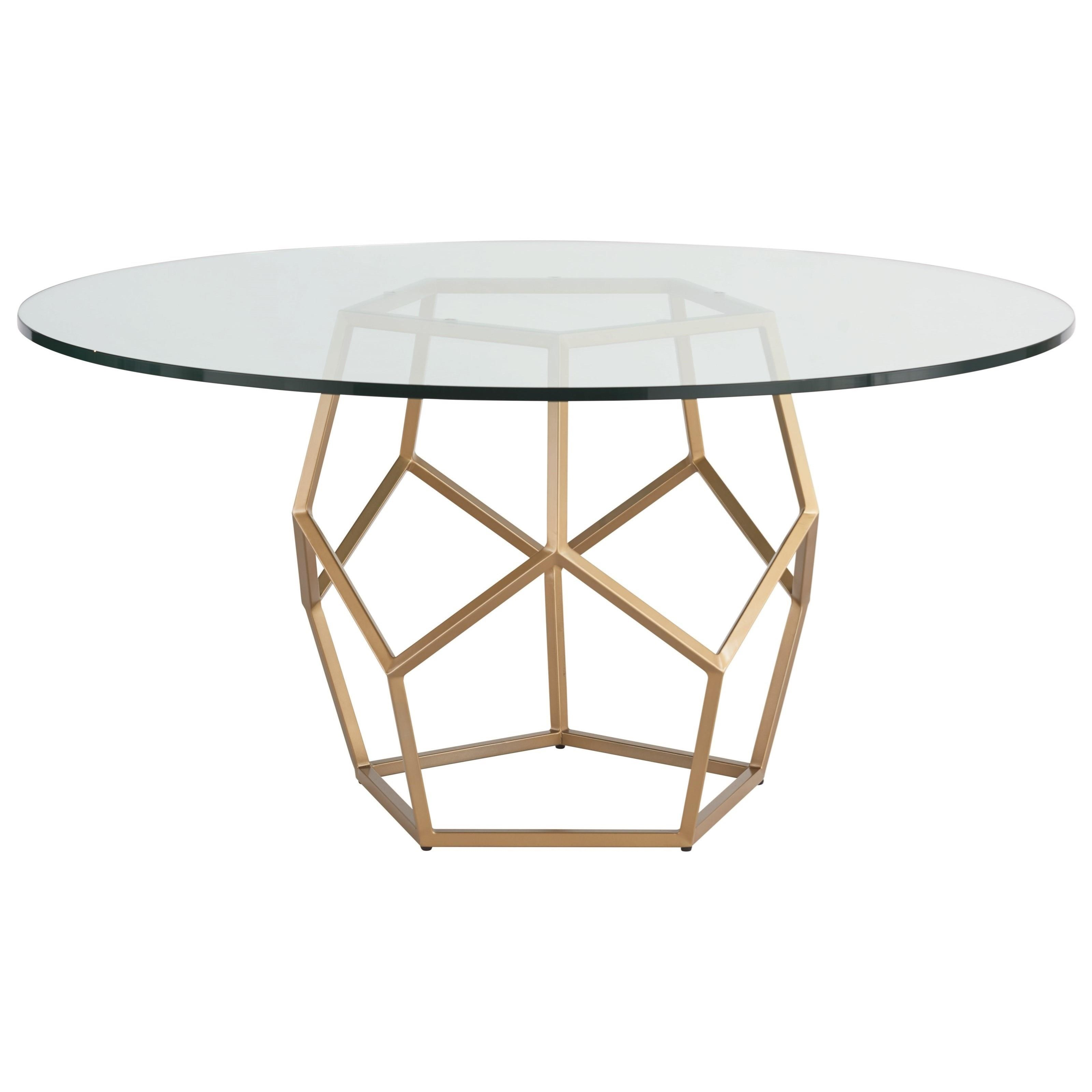 Love. Joy. Bliss.-Miranda Kerr Home Round Table by Universal at Baer's Furniture