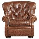 Morris Home Furnishings Maxwell Traditional Chair - Item Number: 437503-500