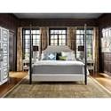 Universal Midtown Queen Bedroom Group - Item Number: 805 Q Bedroom Group 3