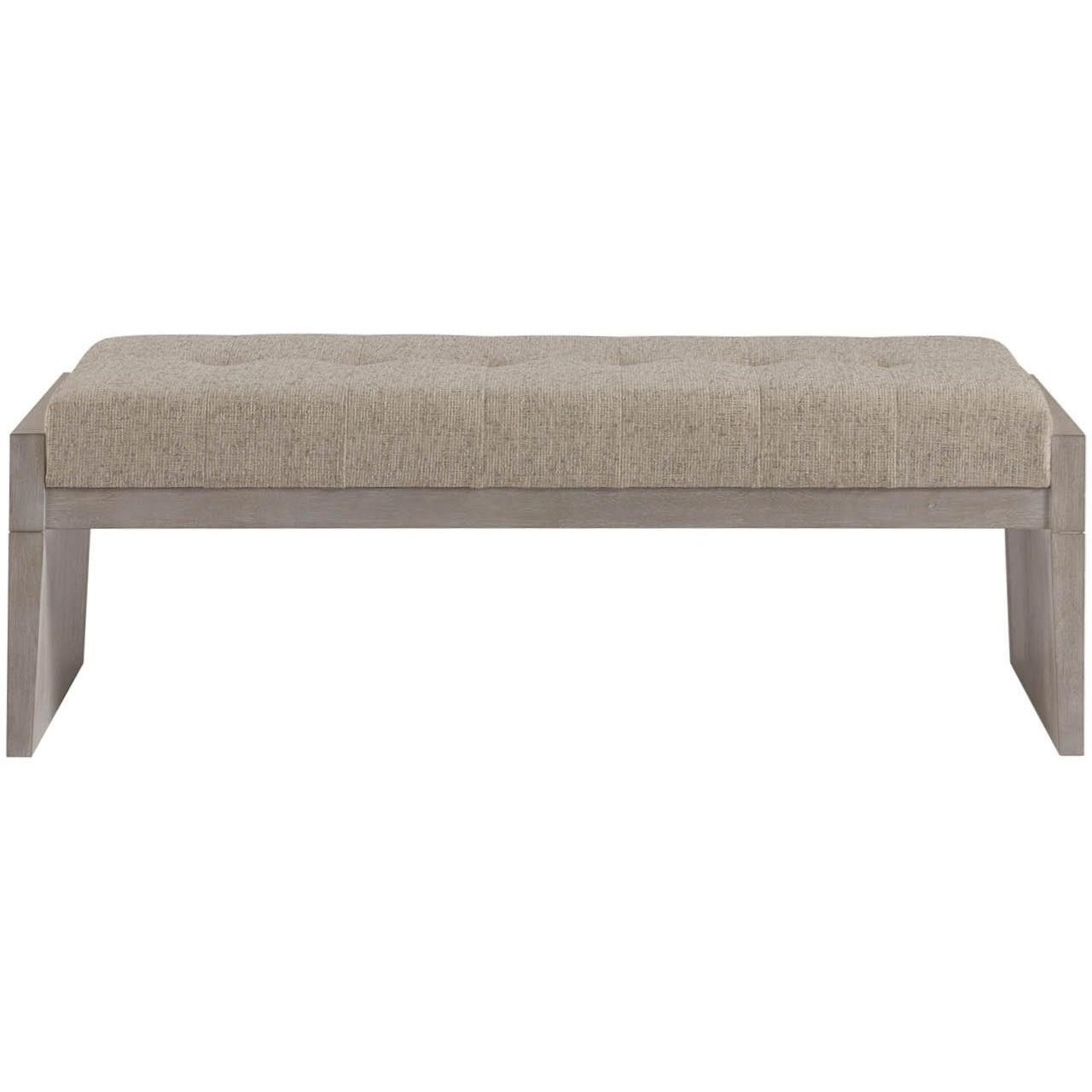 Midtown Bed End Bench by Universal at Baer's Furniture