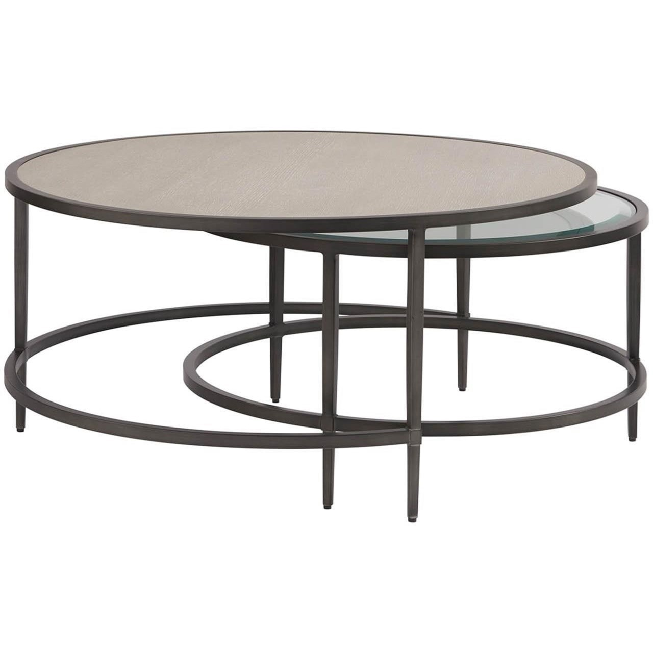 Midtown Nesting Tables by Universal at Darvin Furniture