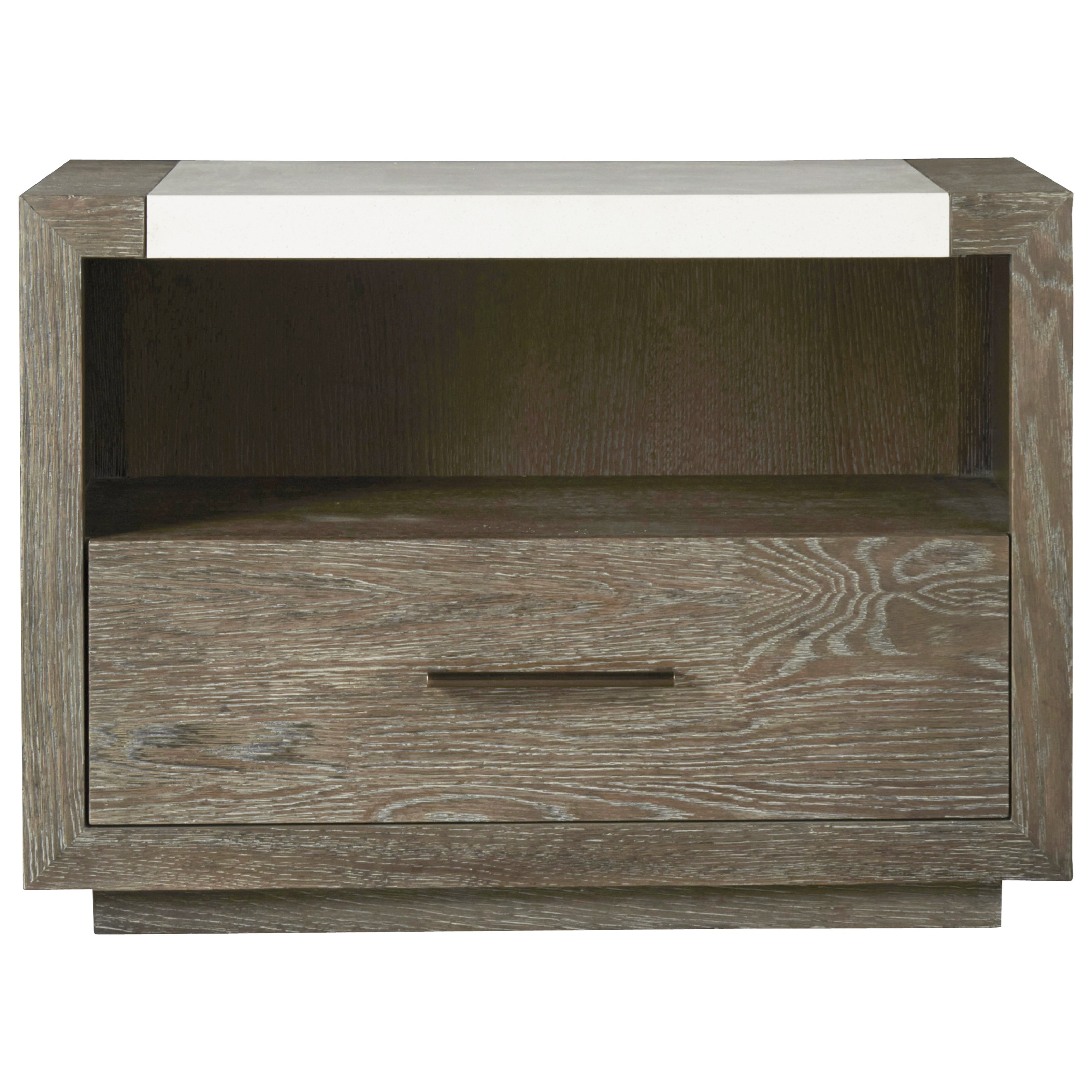 Universal Modern Huston Nightstand - Item Number: 642350