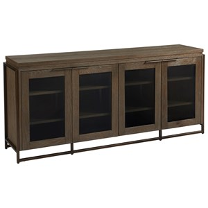 Universal Modern Wesley Entertainment Console