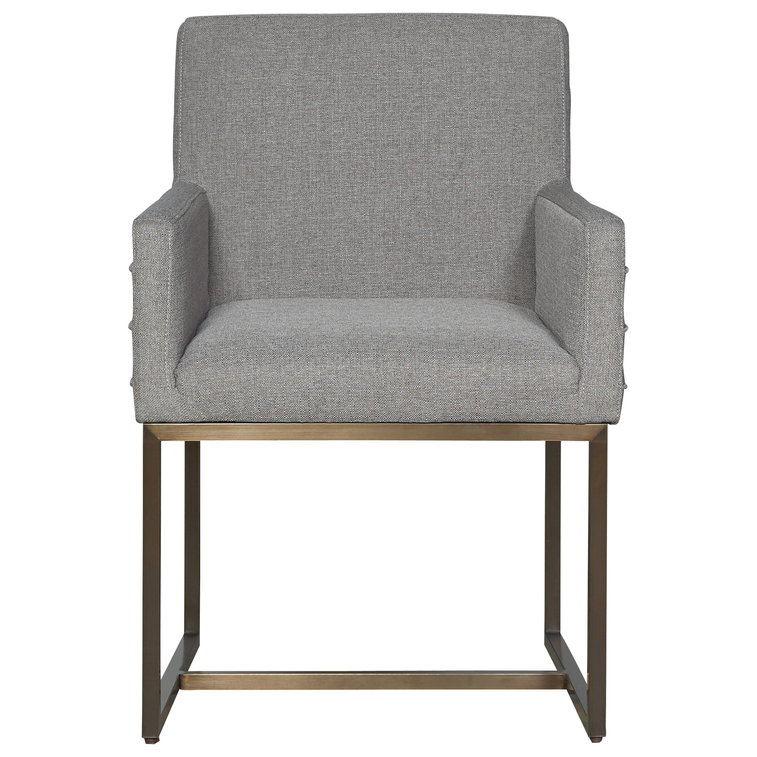Universal Modern 643733 Cooper Upholstered Arm Chair