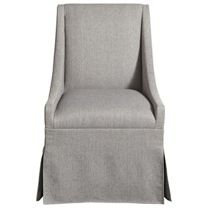 Wittman & Co. Lexa Lexa Castered Dining Chair