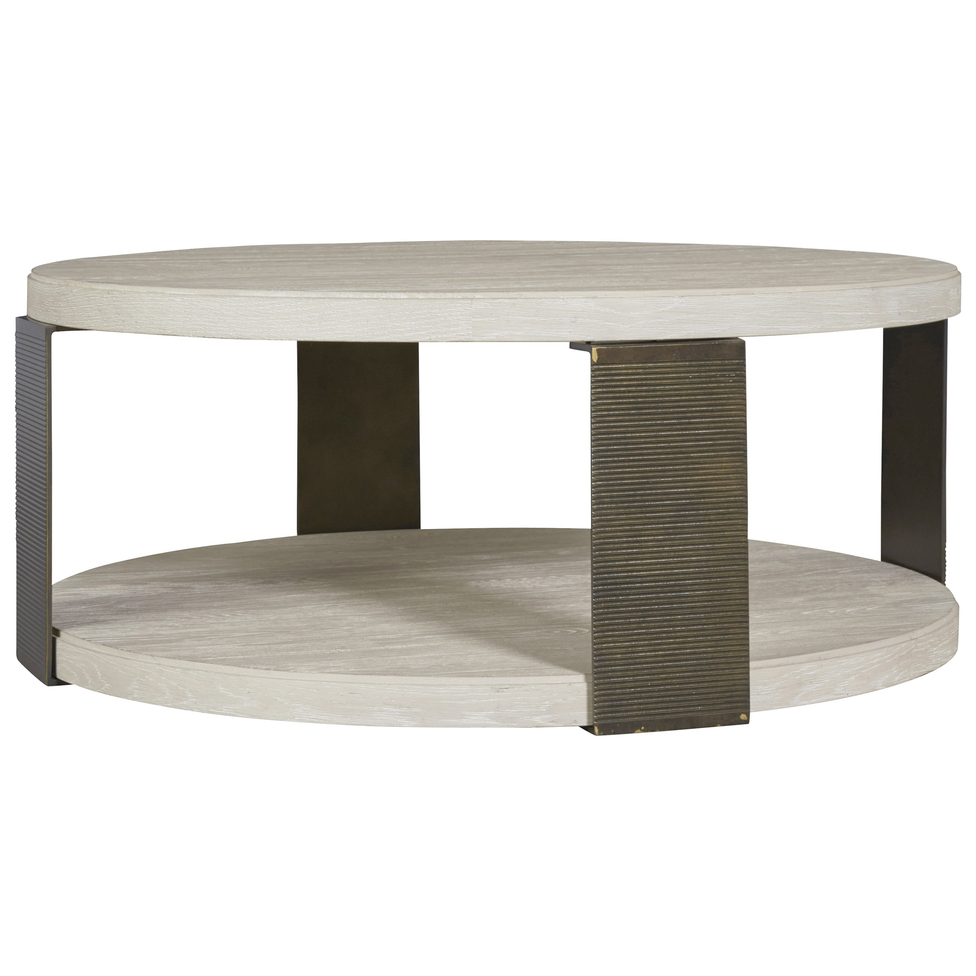 Great Rooms Modern Wilder Round Cocktail Table - Item Number: 643818