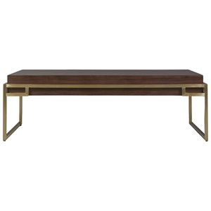 OCONNOR DESIGNS Modern Hayworth Cocktail Table