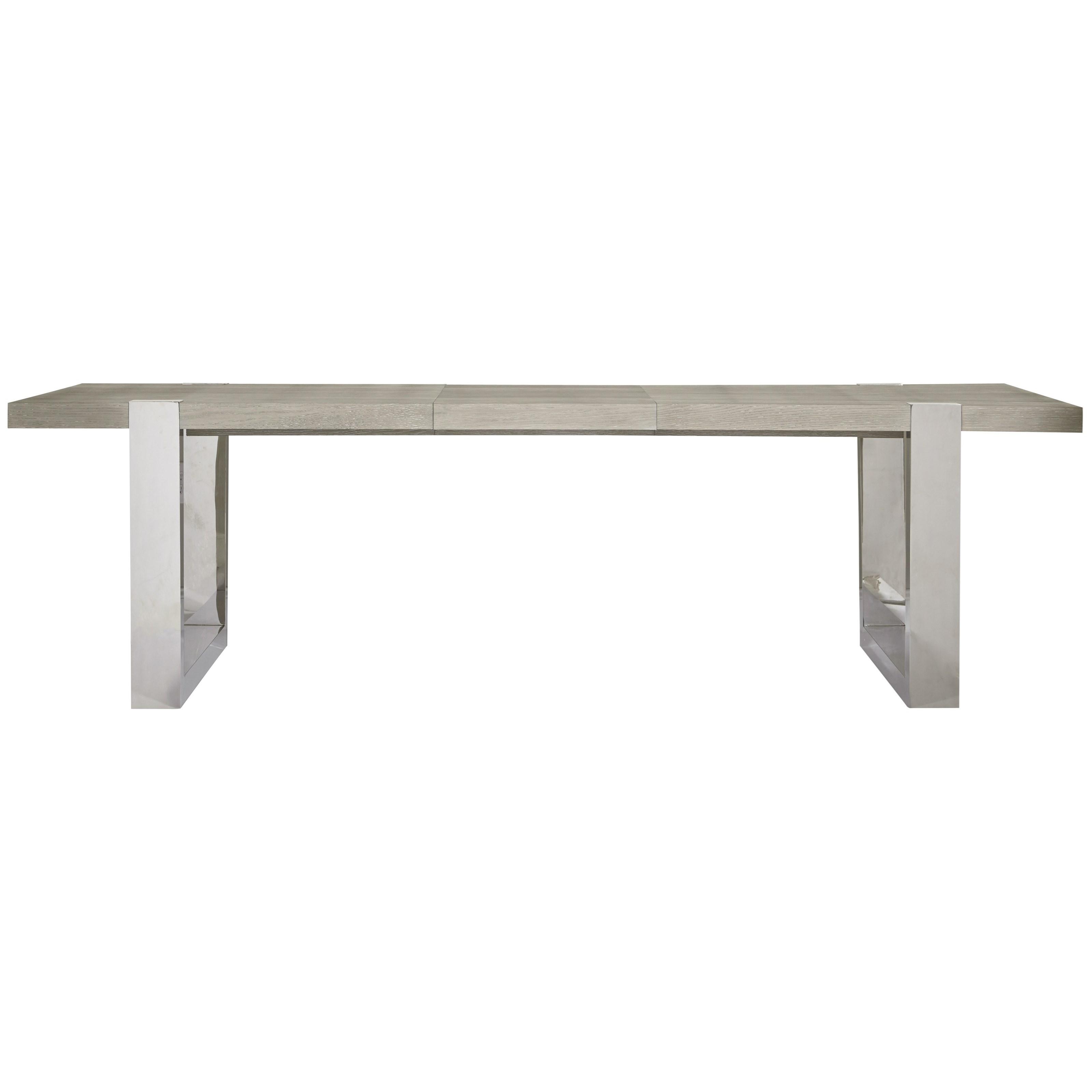 Universal Modern Desmond Dining Table - Item Number: 645756
