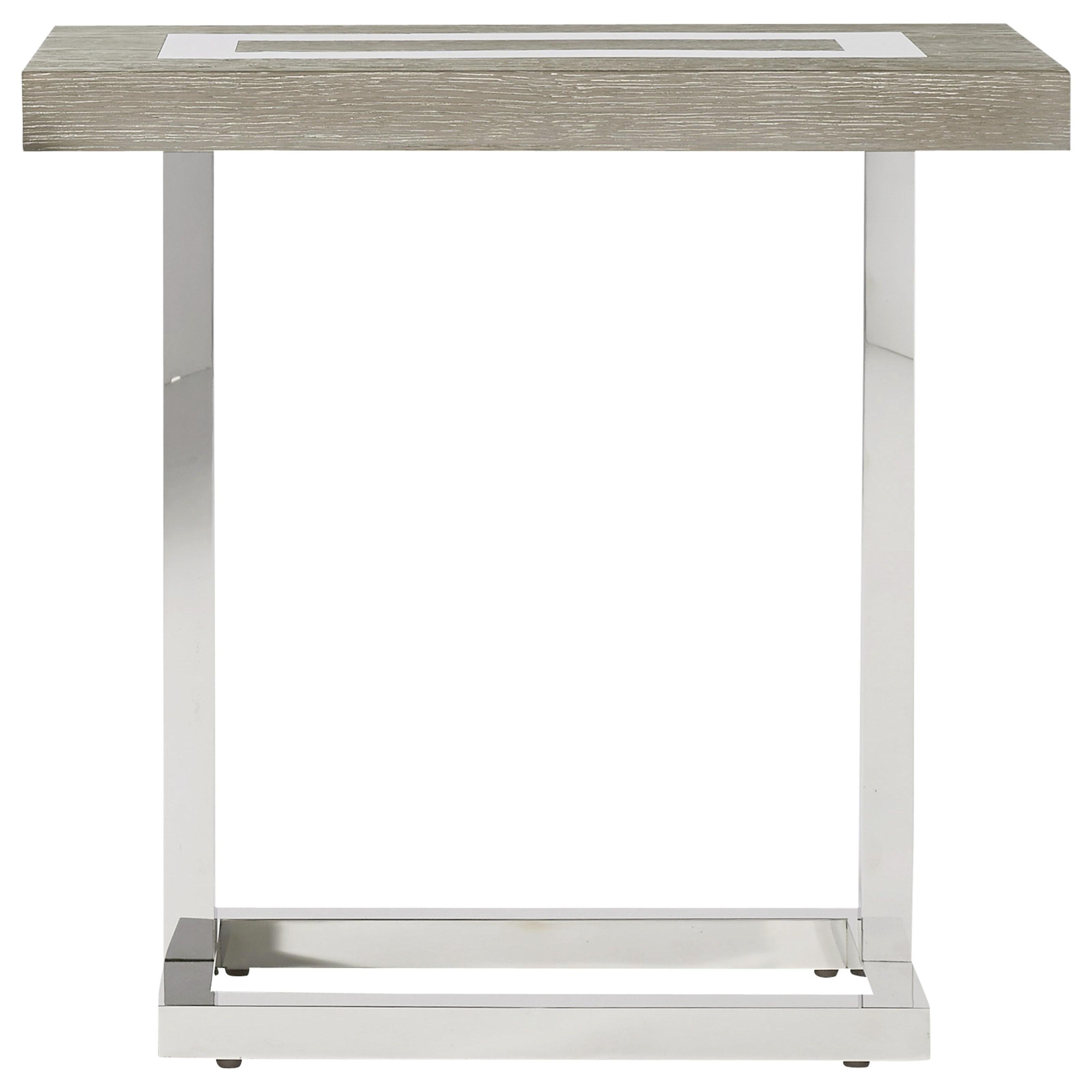 Universal Modern Wyatt Chair Side Table - Item Number: 645817