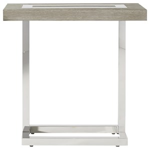 Universal Modern Wyatt Chair Side Table