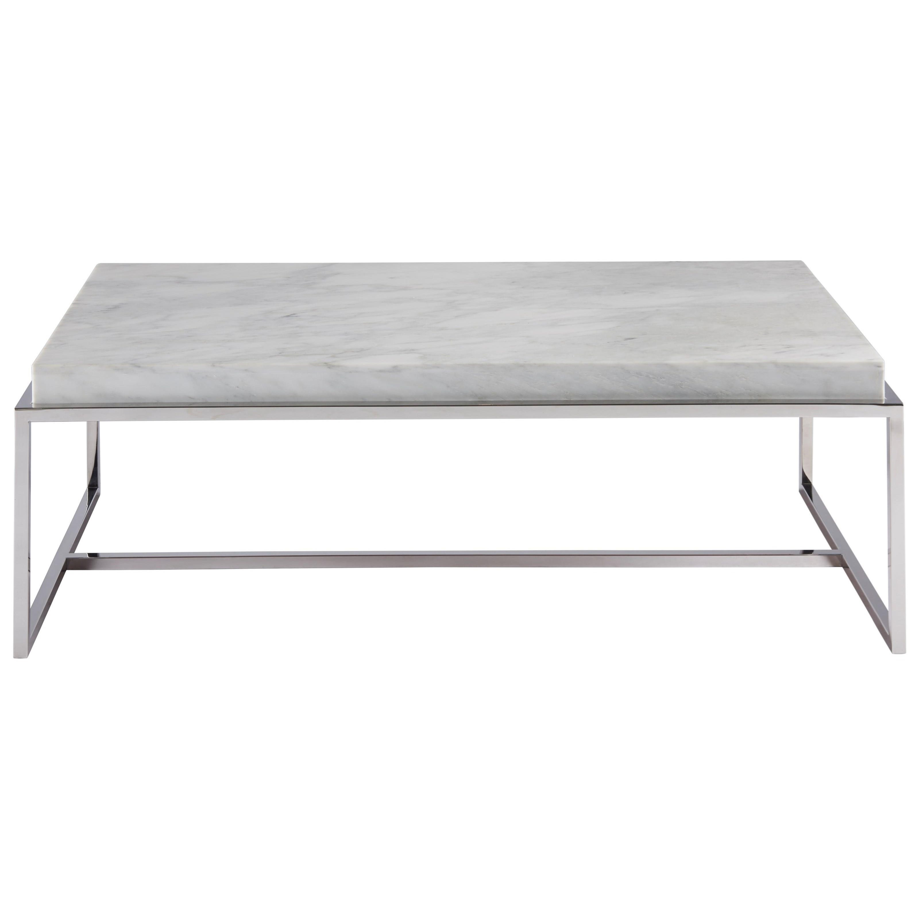 Oconnor Designs Modern Contemporary Cocktail Table With