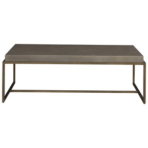 Universal Modern Bennett Cocktail Table
