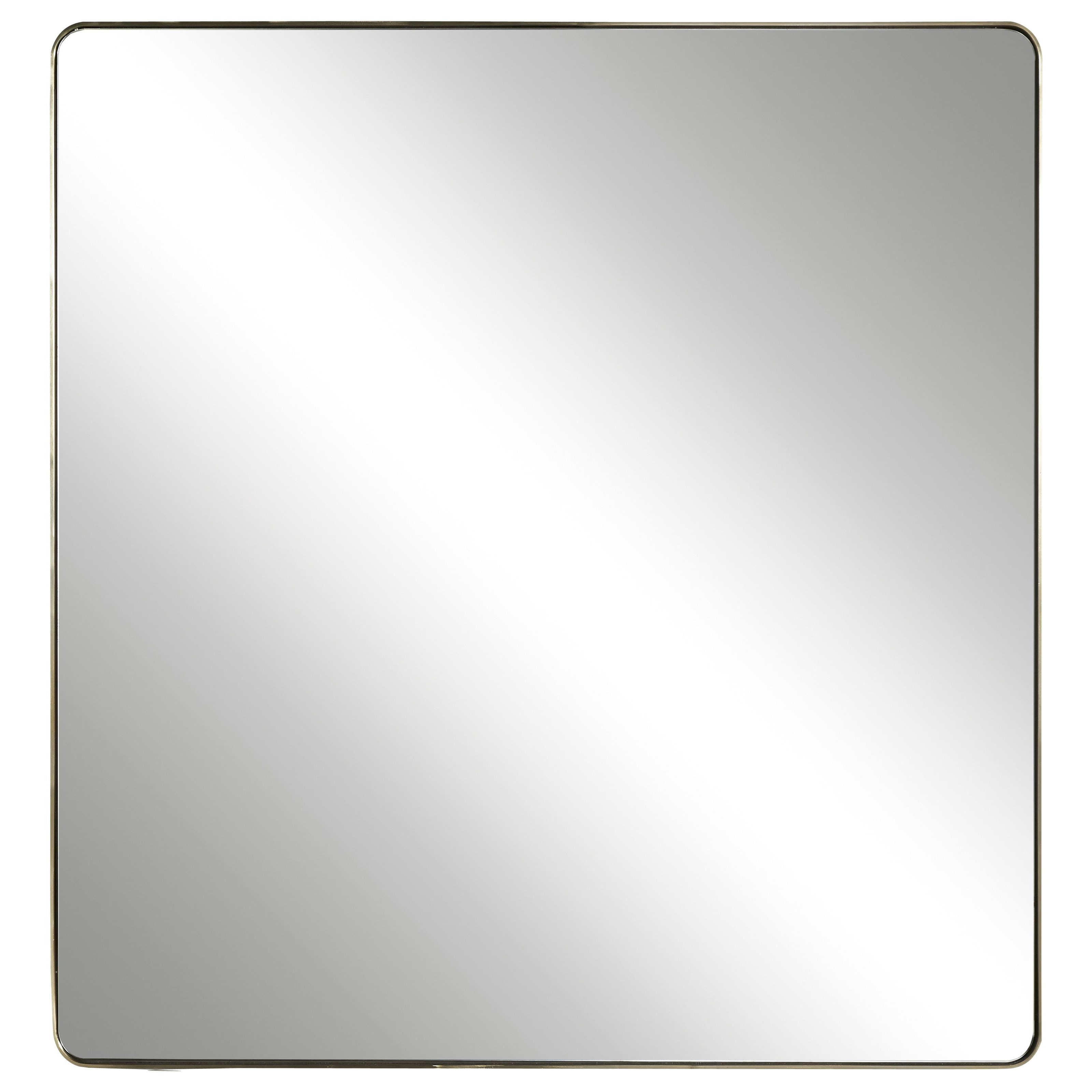 Modern Accent Mirror by Universal at Baer's Furniture