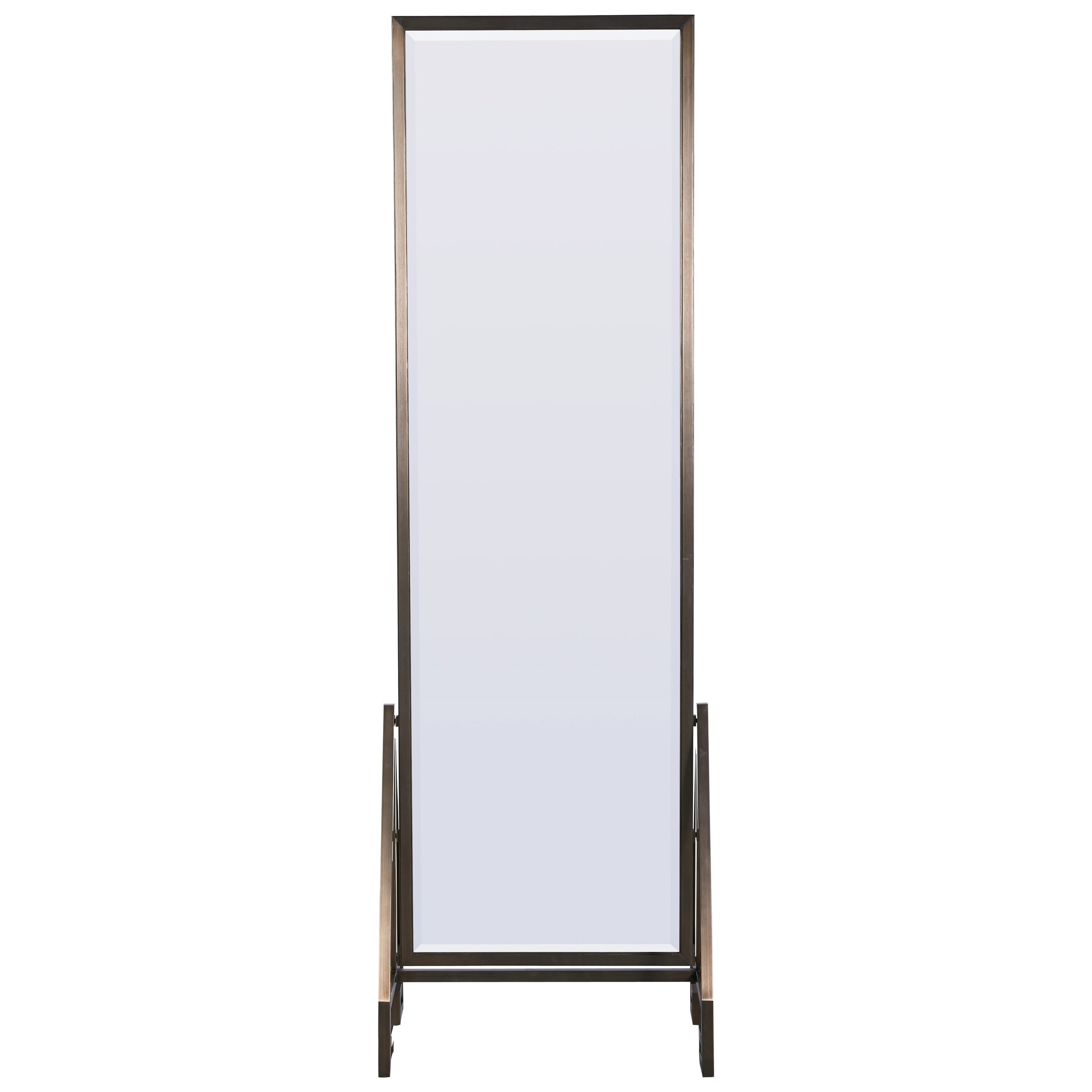 Modern Floor Mirror by Universal at Stoney Creek Furniture