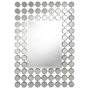 Universal Modern Accent Mirror