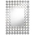 Universal Modern Accent Mirror - Item Number: 656C03M