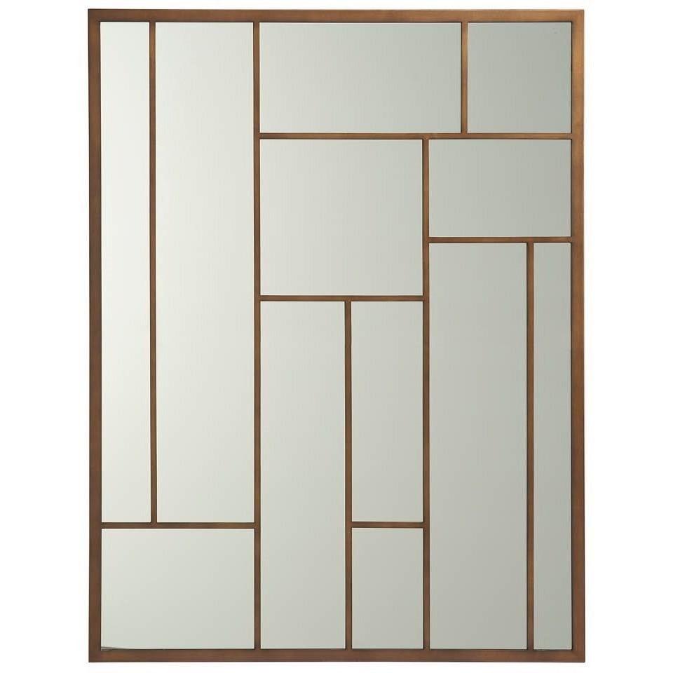 Modern - Onyx Bogart Mirror by Universal at Baer's Furniture