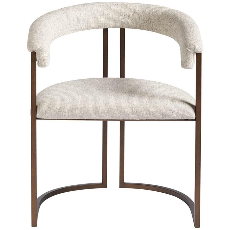 Modern - Onyx Quinn Arm Chair by Universal at Baer's Furniture