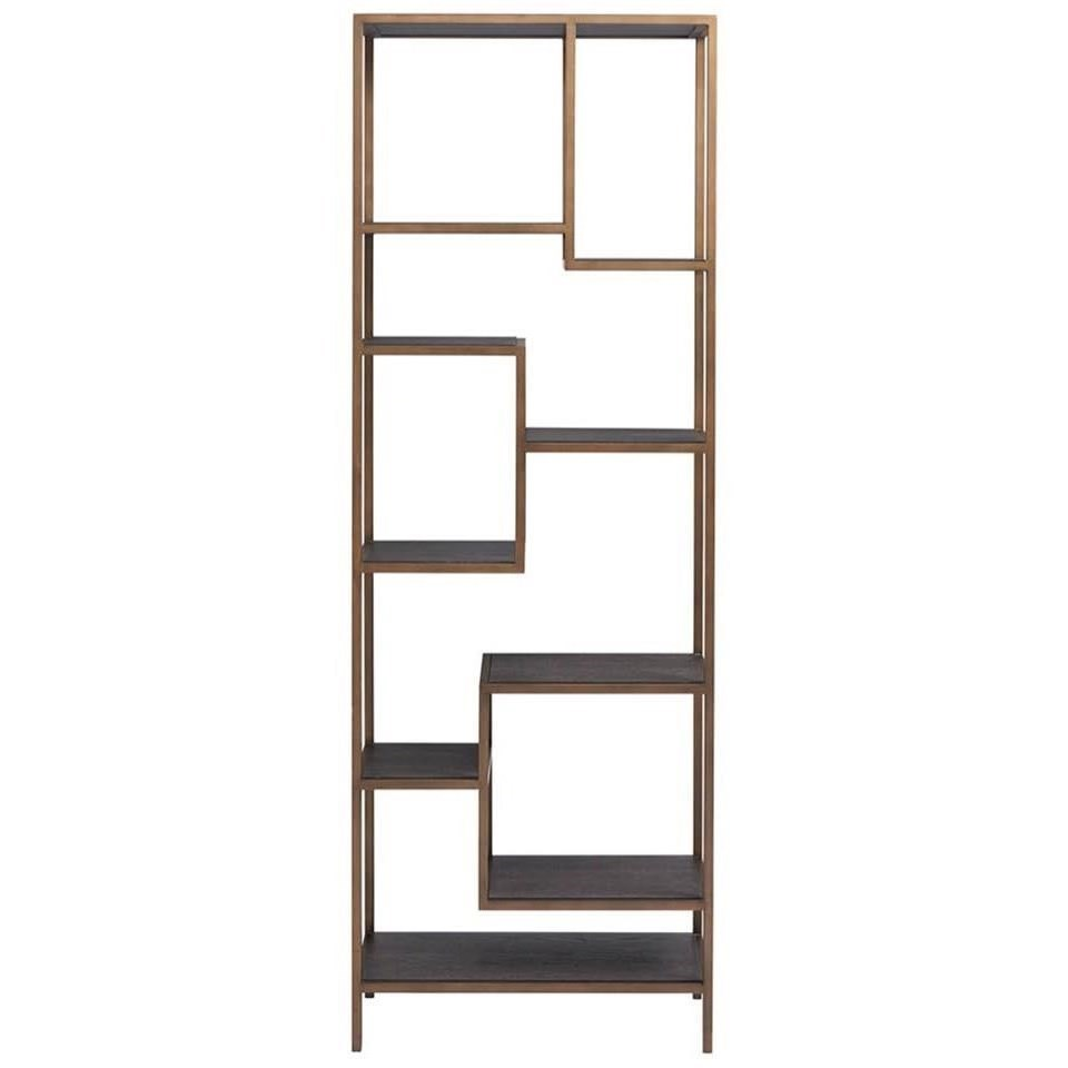 Modern - Onyx Orson Etagere by Universal at Baer's Furniture