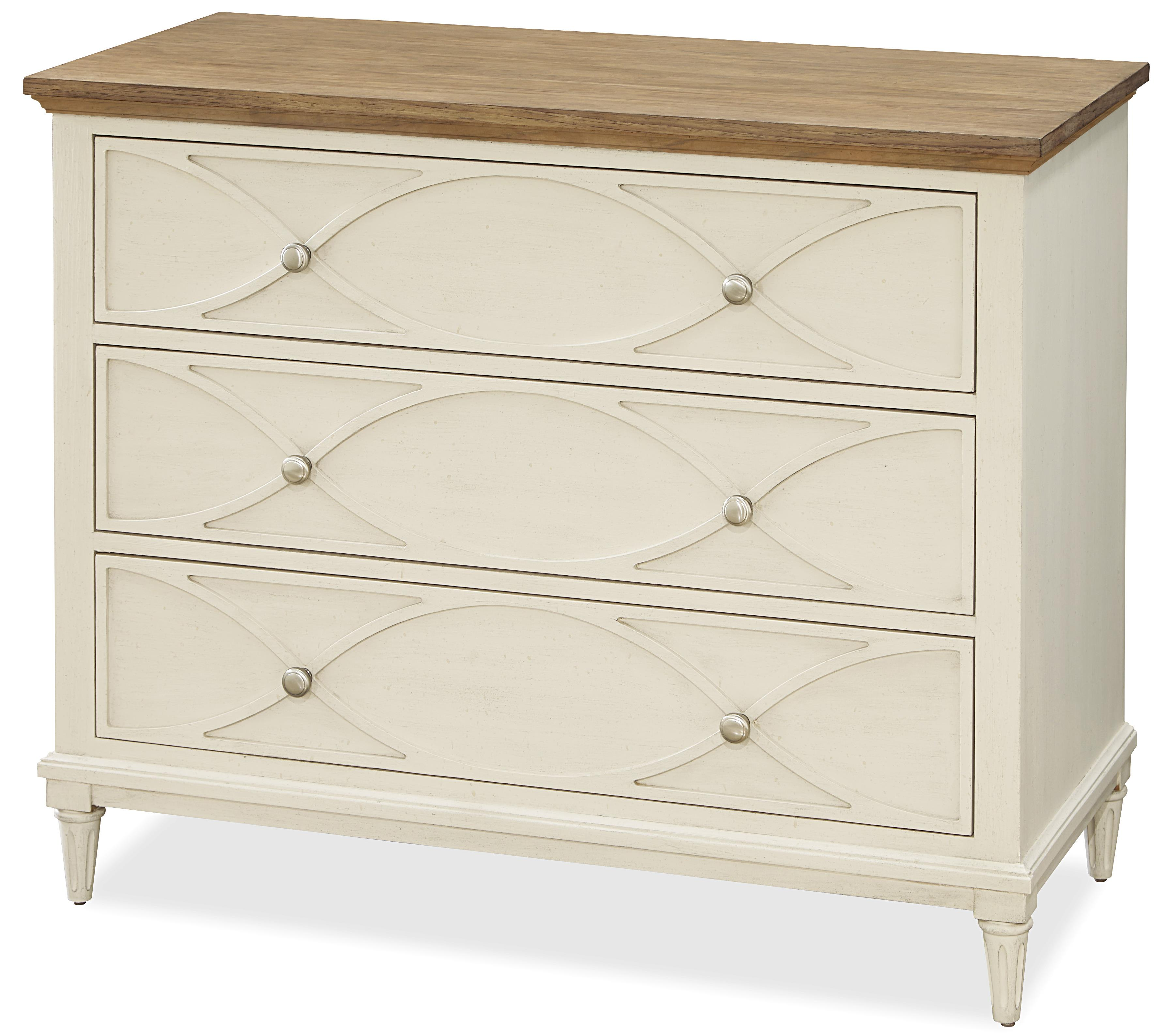 Universal Moderne Muse Bedside Chest - Item Number: 414360