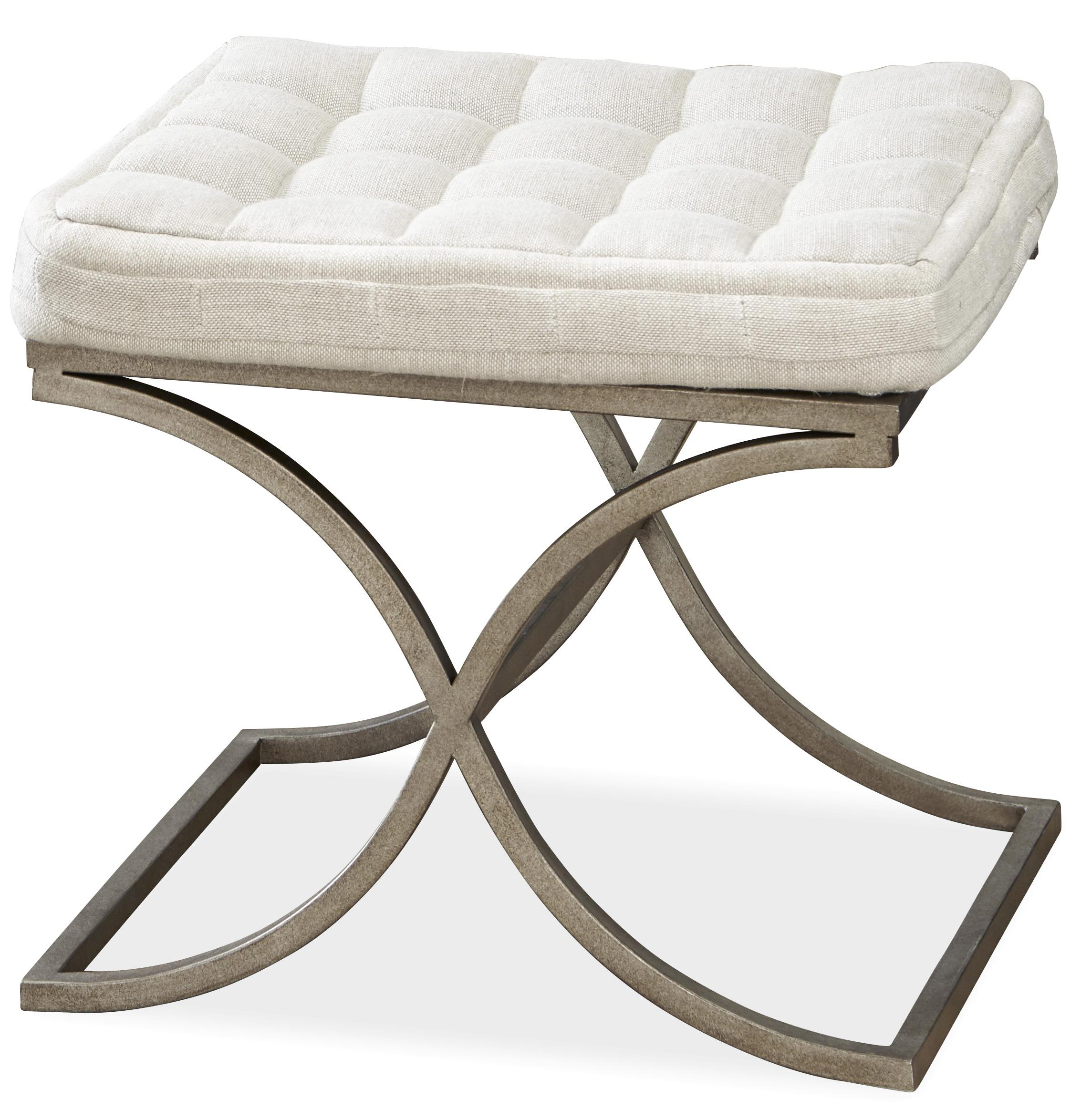 Universal Moderne Muse Bed End Bench - Item Number: 414380
