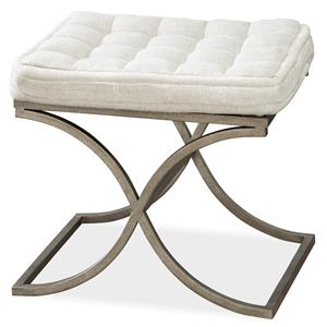 Morris Home Furnishings Moderne Muse Bed End Bench