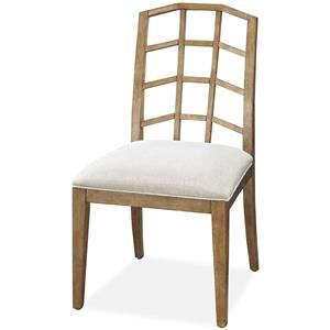 Morris Home Furnishings Moderne Muse Side Chair