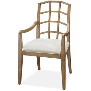 Universal Moderne Muse Arm Chair