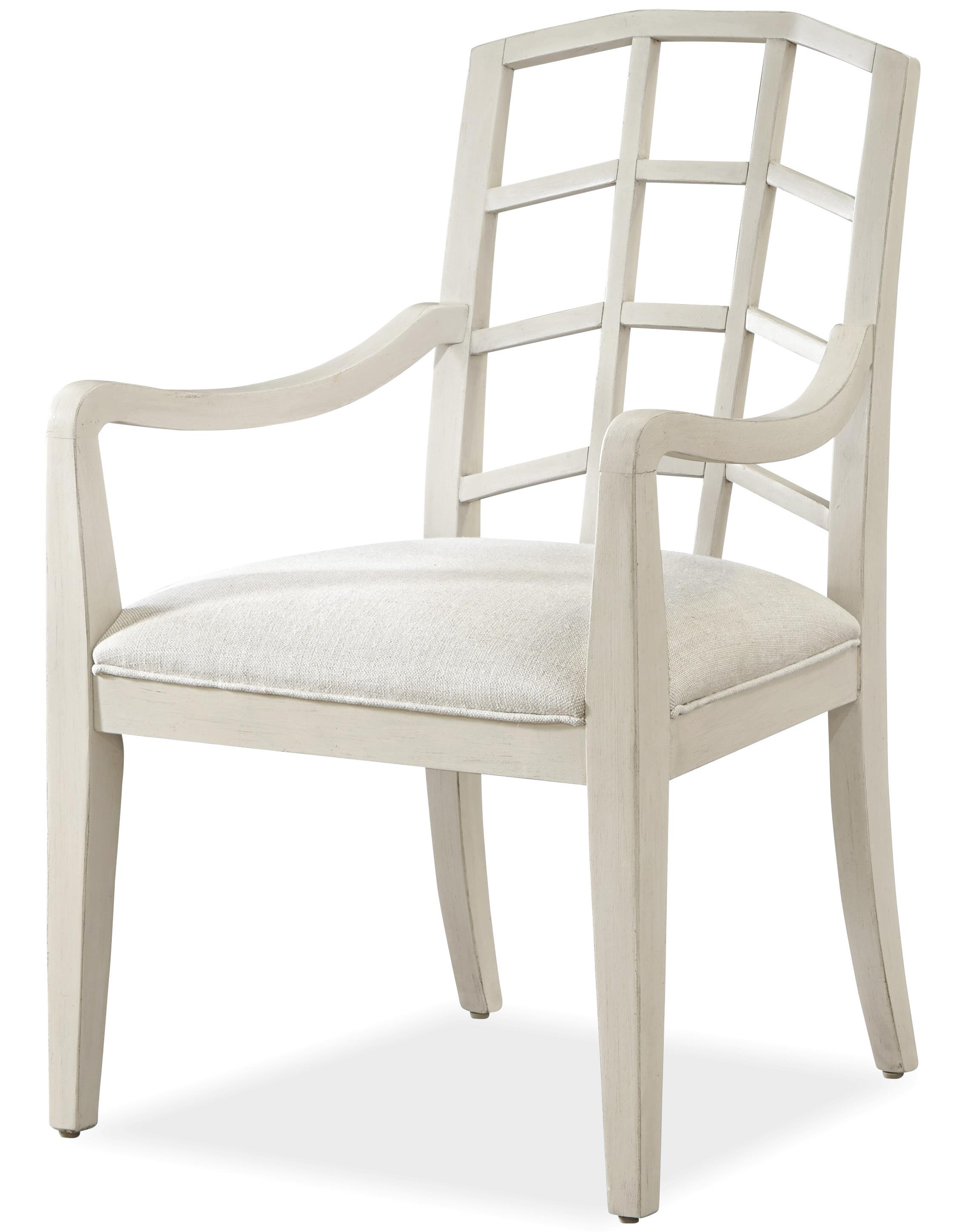 Universal Moderne Muse Arm Chair - Item Number: 414635CAN-RTA