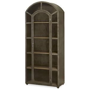"Morris Home Furnishings Moderne Muse The ""All That"" Cabinet"