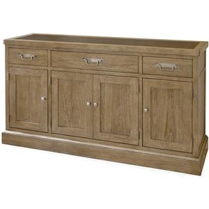 Morris Home Furnishings Moderne Muse Sideboard