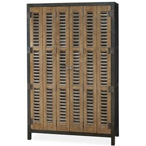 Morris Home Furnishings Moderne Muse Libations Locker