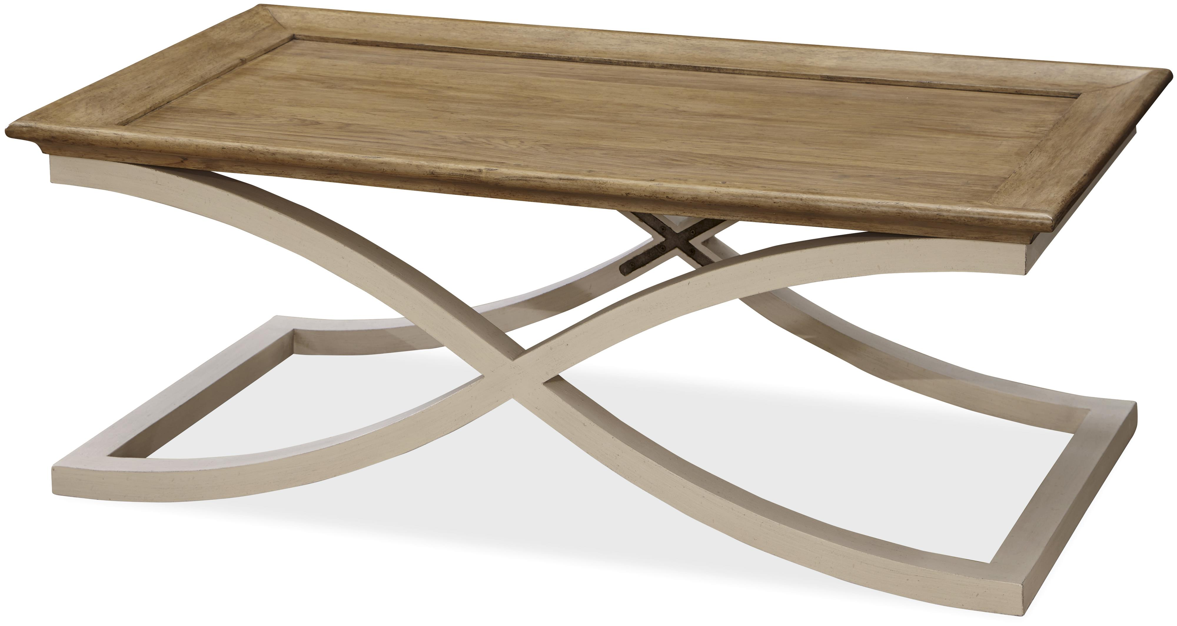 Universal Moderne Muse Cocktail Table - Item Number: 414801