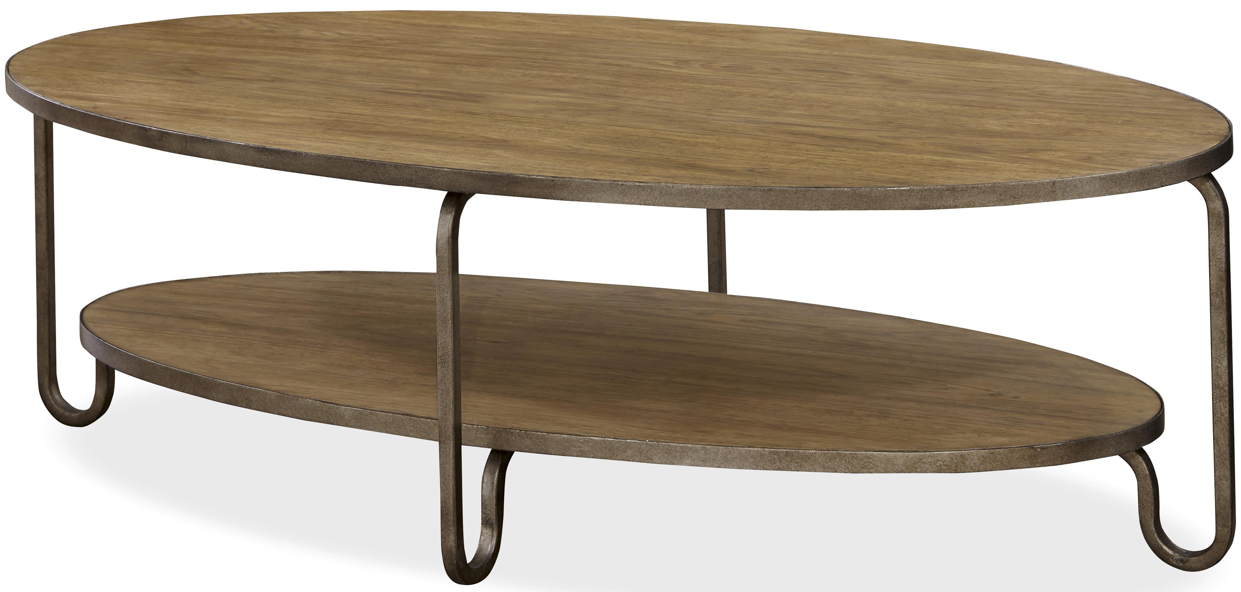 Universal Moderne Muse 414809 Paris Market Cocktail Table With Shelf Hudson 39 S Furniture