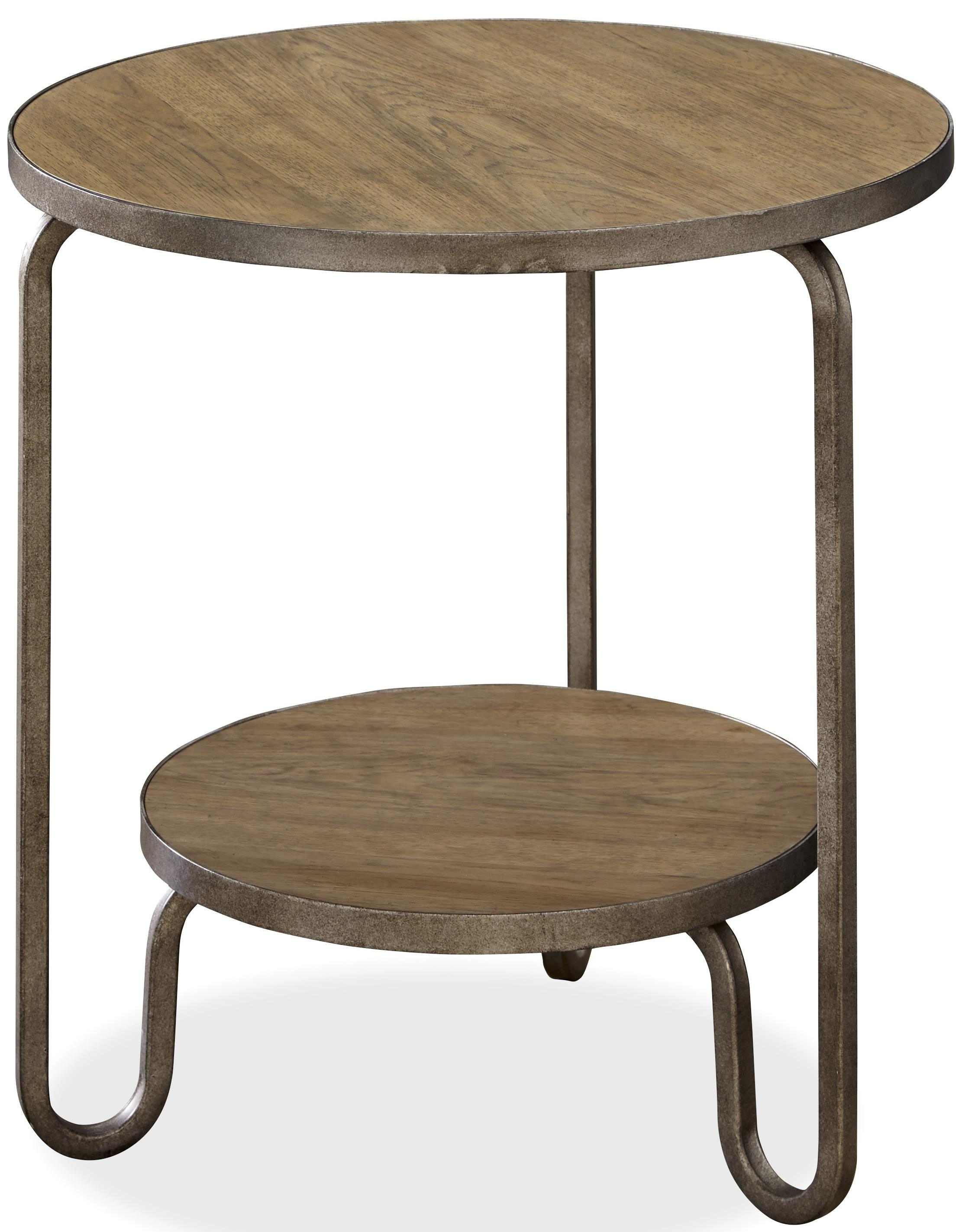 Universal Moderne Muse Round End Table - Item Number: 414815