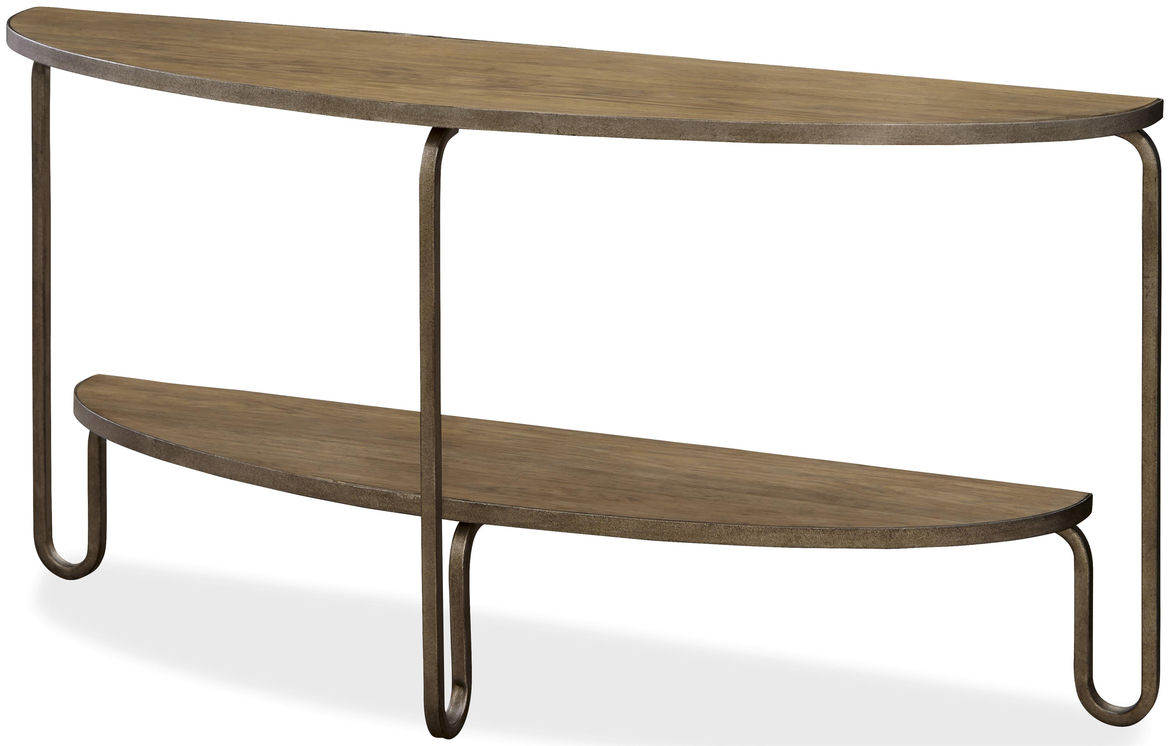 Universal Moderne Muse Console Table - Item Number: 414816