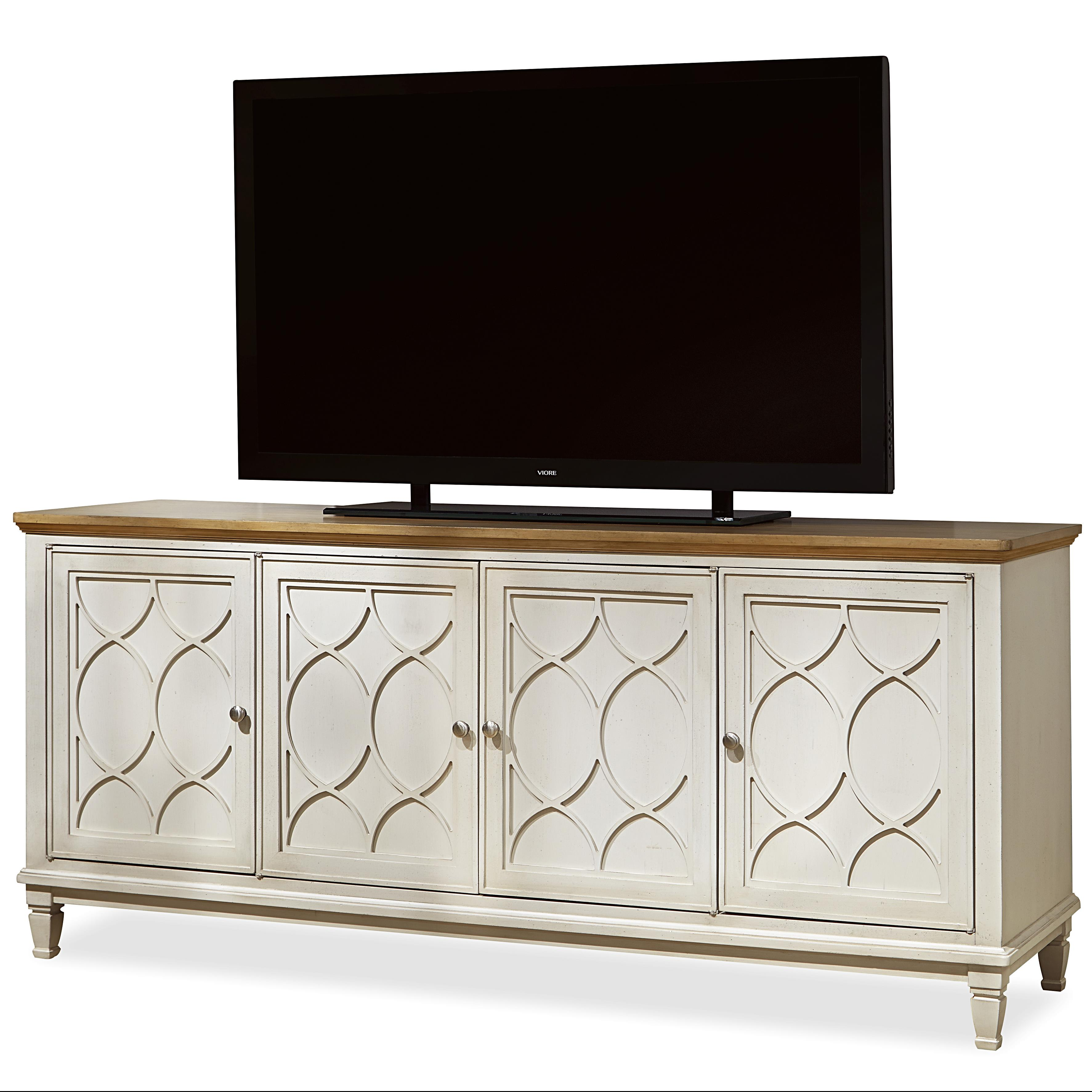 Universal Moderne Muse Entertainment Console - Item Number: 414964