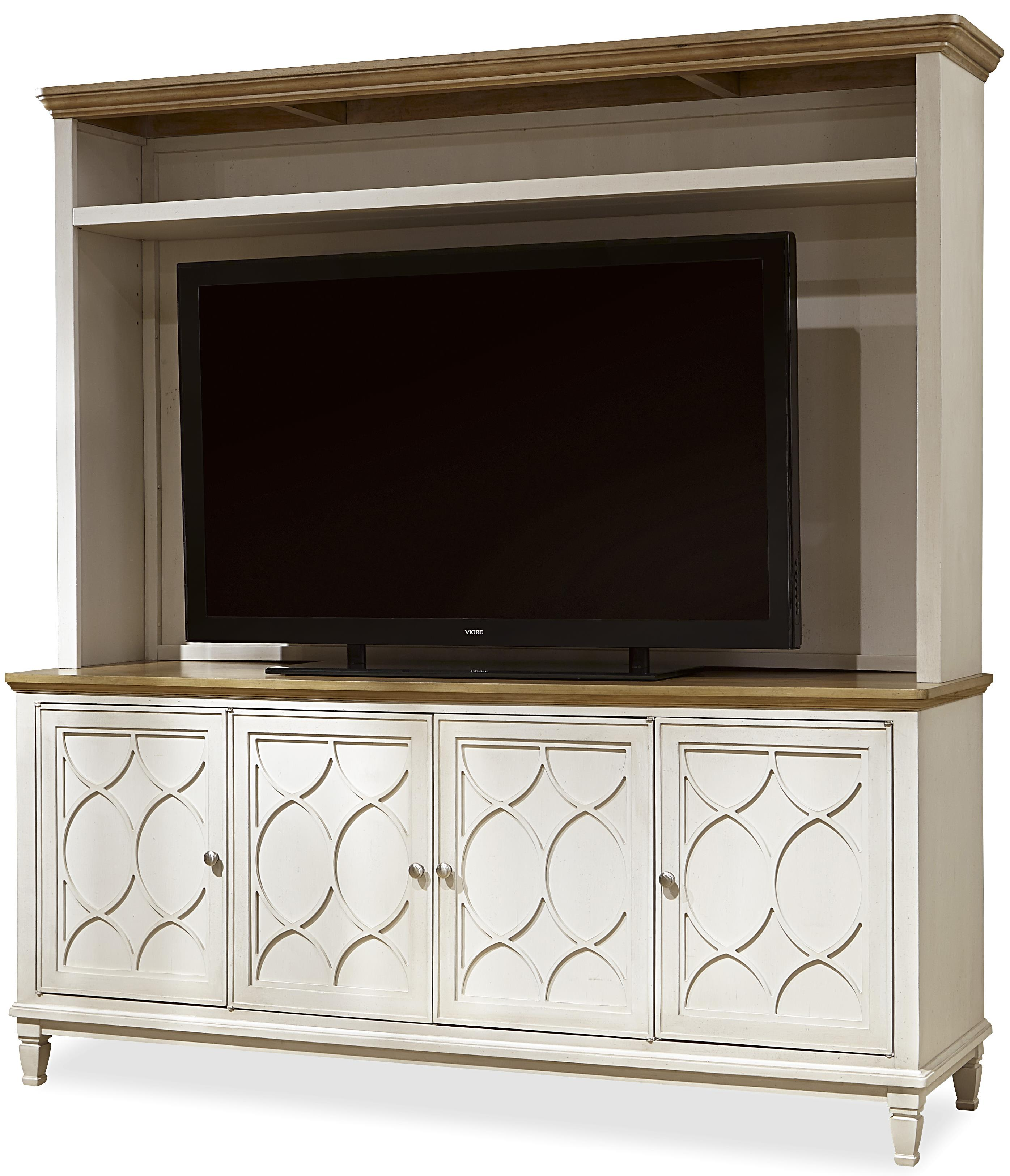 Universal Moderne Muse Console with Deck - Item Number: 414964C