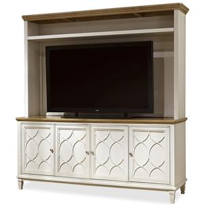 Universal Moderne Muse Console with Deck