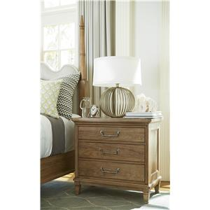 Morris Home Furnishings Montpelier Montpelier Nightstand