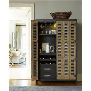 Morris Home Furnishings Montpelier Montpelier Libations Locker