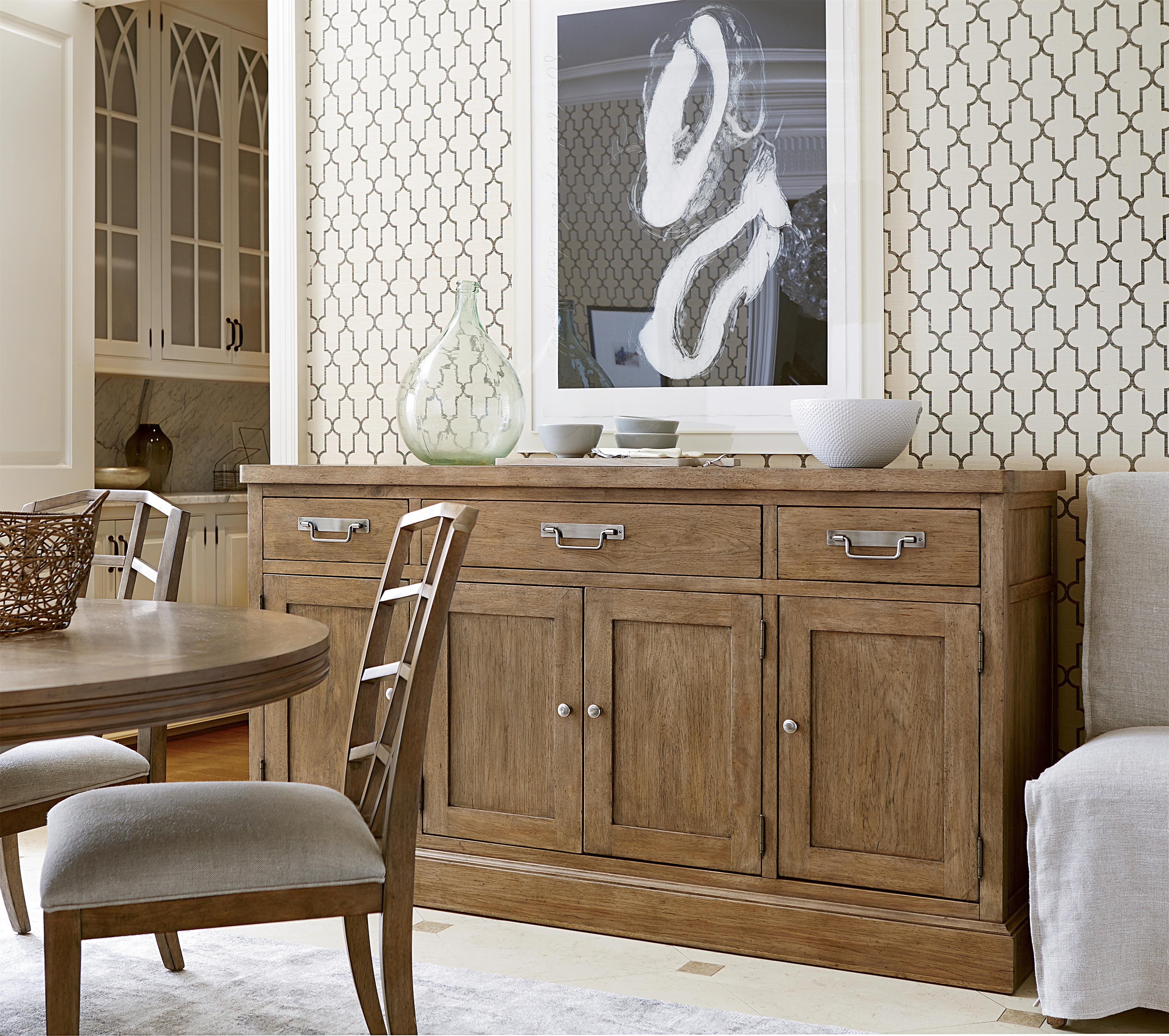 Morris Home Furnishings Montpelier Montpelier Sideboard - Item Number: 349212667
