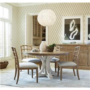 Morris Home Furnishings Montpelier Montpelier 5-Piece Dining Set