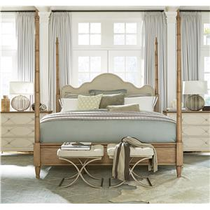 Morris Home Furnishings Montpelier Montpelier King Poster Bed