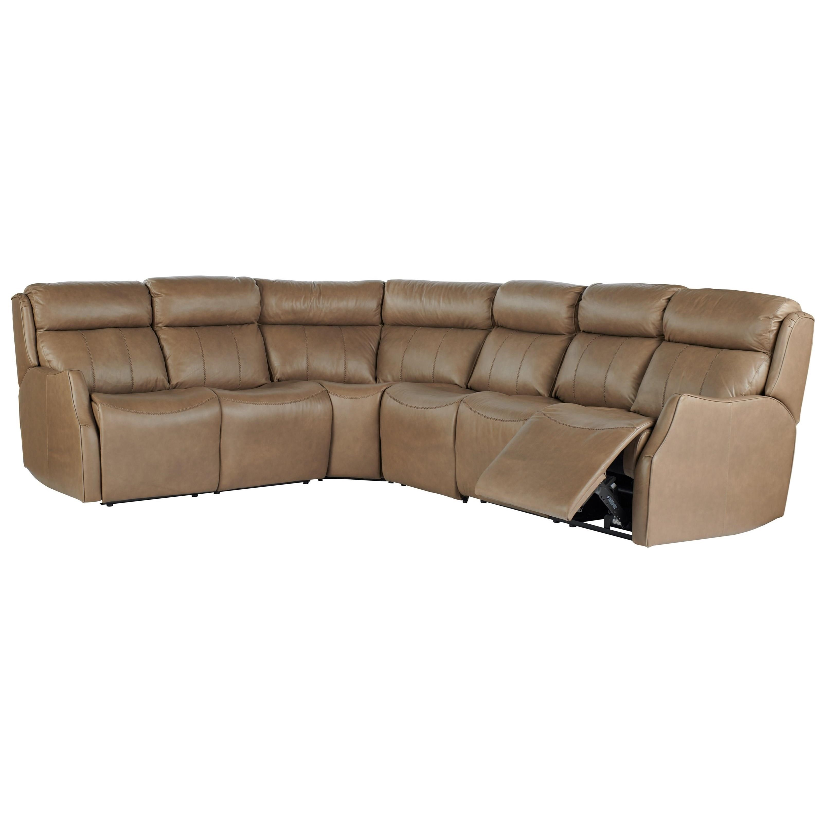 Motion Watson Sectional by Universal at Baer's Furniture