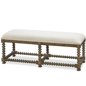 Great Rooms New Bohemian Bed End Bench