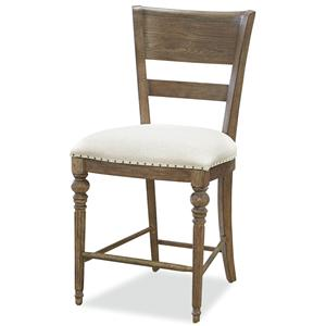 Great Rooms New Bohemian Counter Height Chair