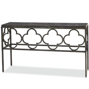 Morris Home Furnishings Bordeaux Bordeaux Console Table